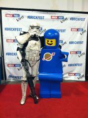 Lego meets Empire