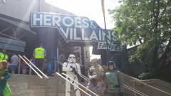 Heroes and Villains 7/3/16